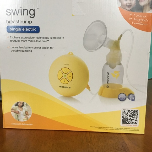 Medela Other Swing Electric Pump New In Unopened Box Poshmark